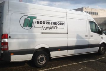 Koeriers en sneltransport